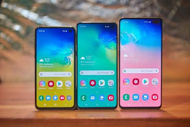 Куо: Galaxy S10 лучше нынешнего поколения iPhone