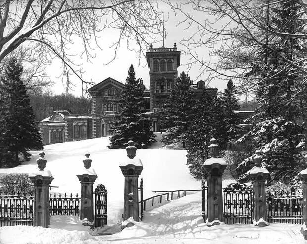 Фото: Аллан Мемориал Институт — место, где проводился «Проект Монарх»