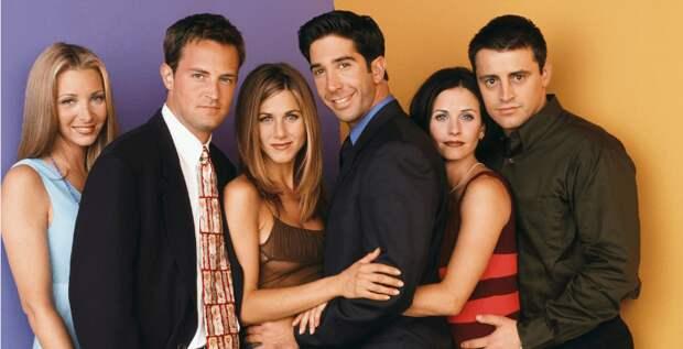 Стала известна точная дата выхода продолжения сериала «Друзья»