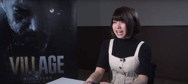 Просто взгляните на то, как японские знаменитости визжат от ужаса при прохождении демо Resident Evil Village