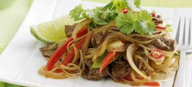 Лапша «вок»— лучшие рецепты пикантного иочень популярного азиатского блюда