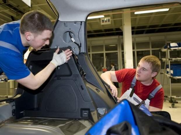 Производство автомобилей в России сократится на 8%