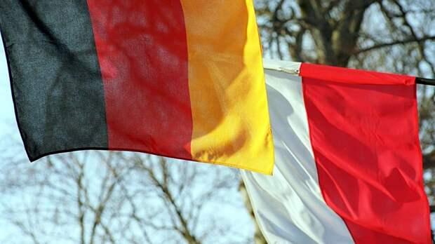 Германия не заинтересована в укреплении Польши за счёт Белоруссии – Шахназаров