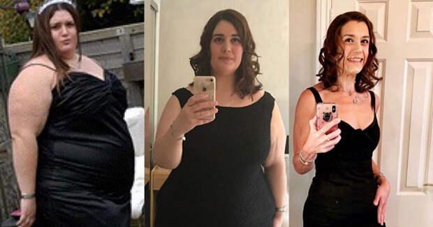 Женщина скинула почти 100кгзаполтора года— ипосле похудения еенеузнала родная мать