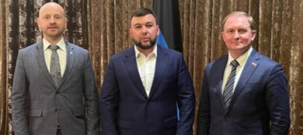 Представители ЛДПР побывали в Донецке
