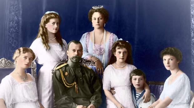 Царская семья. доказательства великого подлога