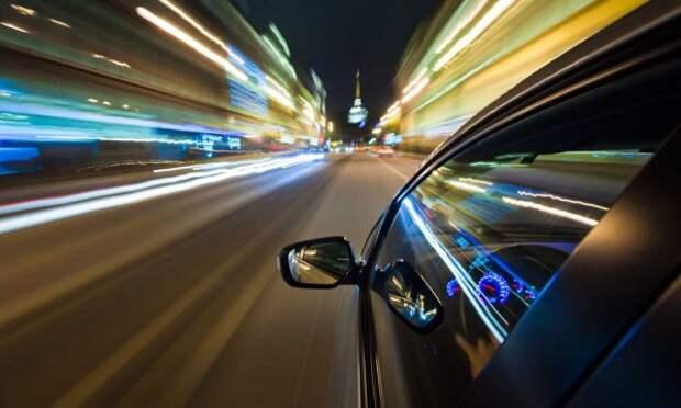 На российских автодорогах появятся динамические знаки
