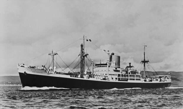 Море дает — из Бермудского треугольника вернулось судно, исчезнувшее 100 лет назад.