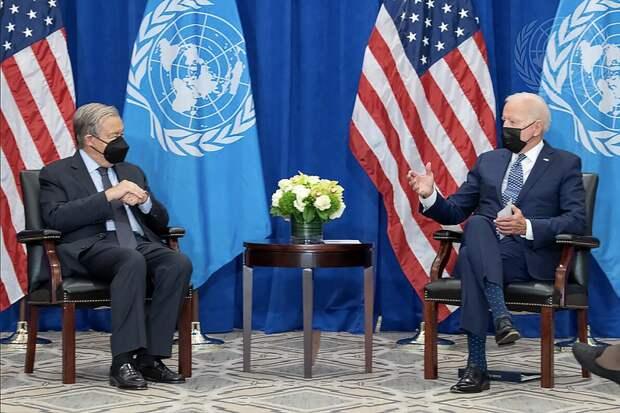 Байден назвал условие возвращения США к иранской ядерной сделке