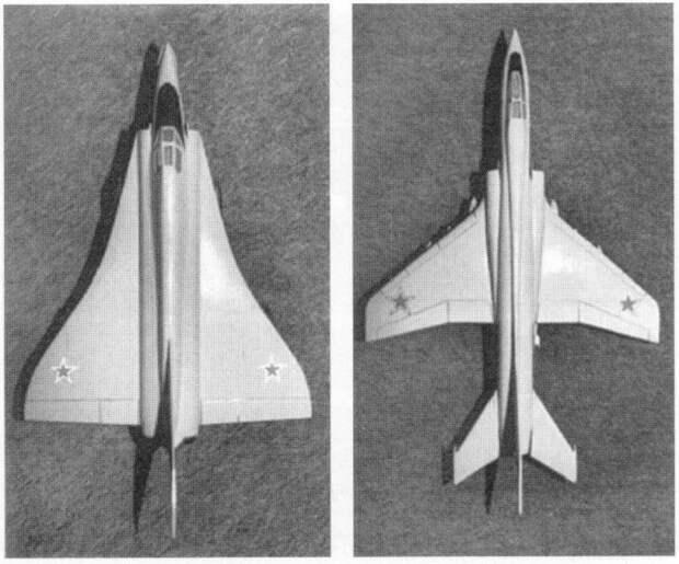 Ставка на изменяемую геометрию (К первому полету МиГ-23)