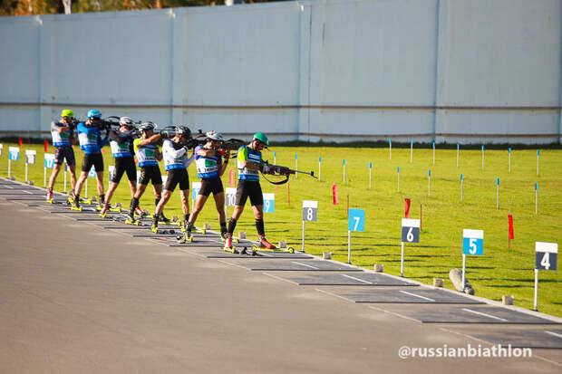 Три российских биатлониста перешли в команду Румынии