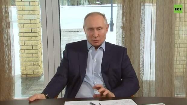 Симоньян хочет, чтобы Путин работал в «России сегодня»