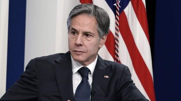 Госсекретарь США Блинкен призвал пятерку ООН предотвратить кризис в Афганистане