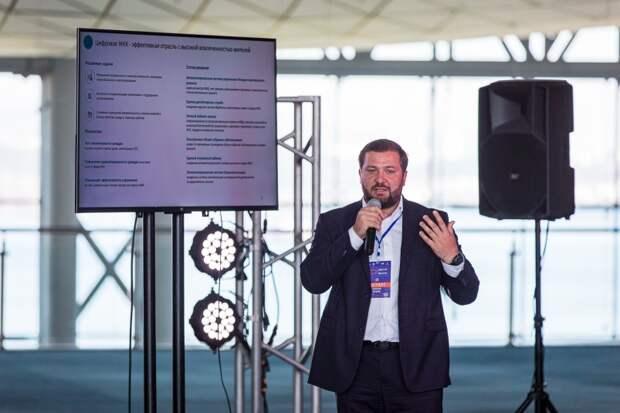 """""""Ростелеком"""" представил успешные кейсы цифровизации регионов  на Восточном цифровом форуме"""
