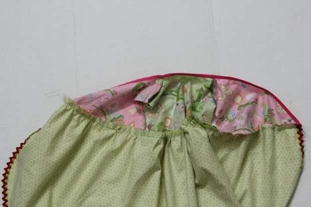 картинка мастре-класс шитья детского летнего платья