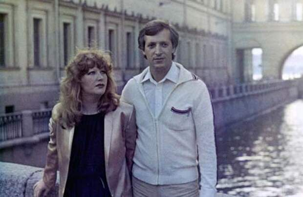 Алла Пугачева и Евгений Болдин, начало 80-х