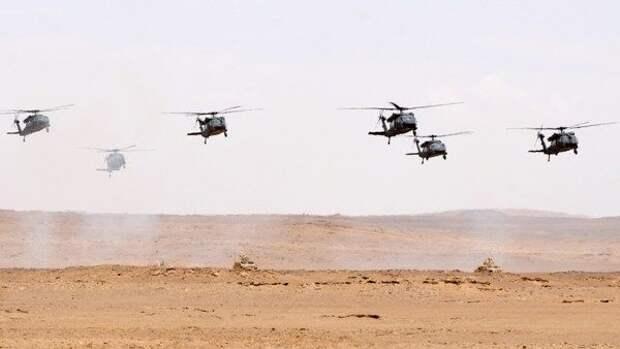 Госдеп одобрил оружейную сделку сЭр-Риядом: королевство усилят боевыми вертолëтами