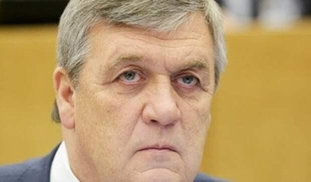 Бывшего мэра Сергея Боженова наградят медалью зазаслуги перед Белгородом