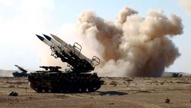 Россия разрешила сирийским ПВО работать по истребителям Израиля