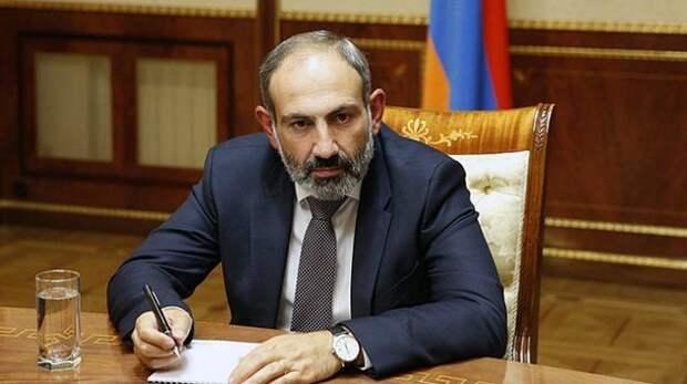 Премьер-министр Армении решил испугать Кремль «евро поддержкой»