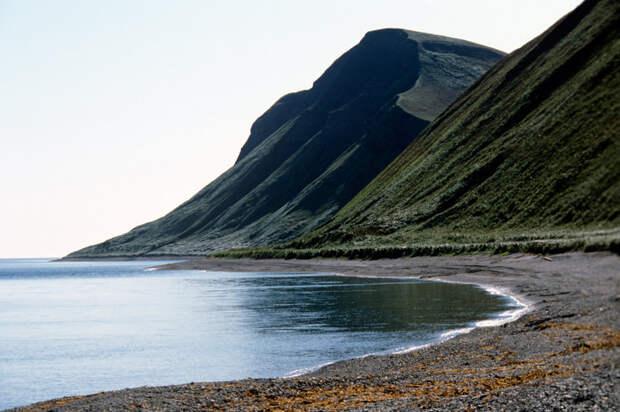 Остров Беринга. <br>