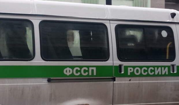 Нарынке «Атлант» вРостовской области начали работать судебные приставы
