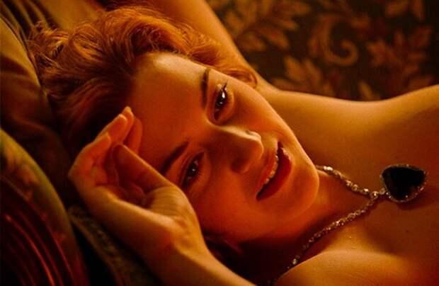 "Кадр из фильма: ""Титаник"""