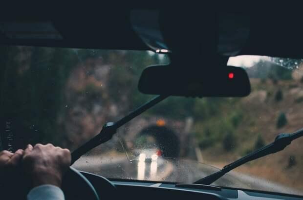 Правила вождения в ливень