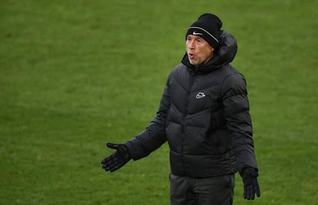 РФС отклонил апелляцию на дисквалификацию тренера «Сочи» Федотова
