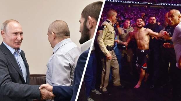 Два года скандалу с Хабибом в UFC: звонок Путина, драки с Конором, проблемы с полицией