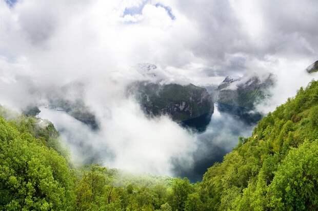 fjords39 Самые красивые фьорды Норвегии
