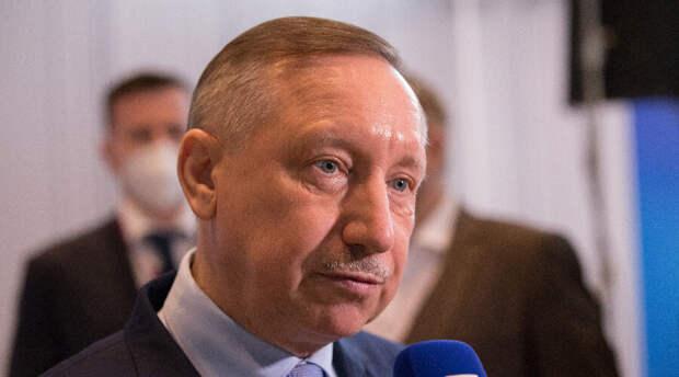 Губернатор Петербурга придумал наиболее верный способ общения с антипрививочниками