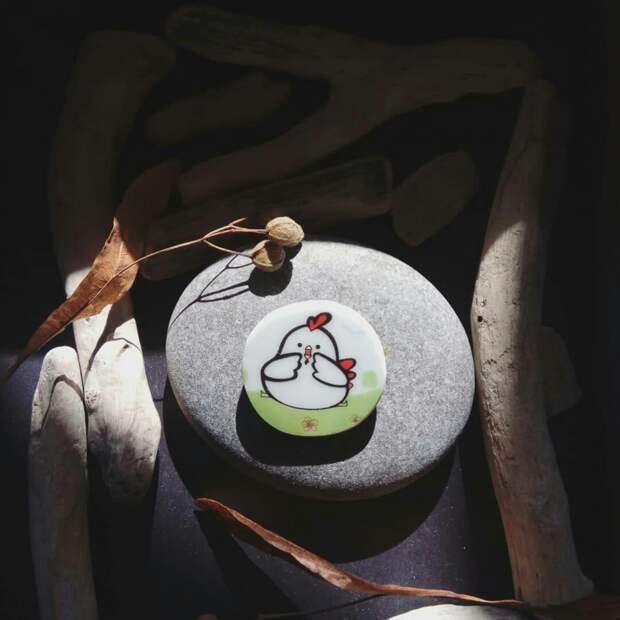 Шито Крыто: украшения из бывшей посуды