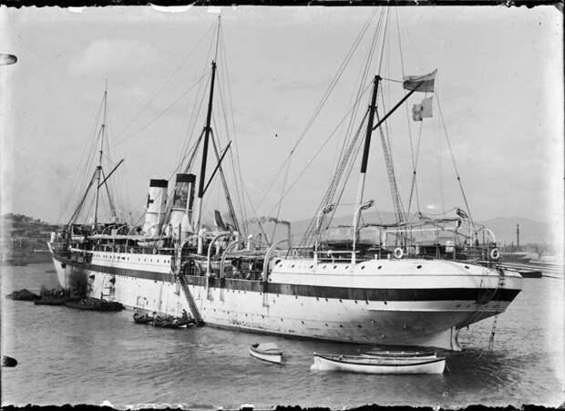Корабли обеспечения в Цусимском сражении: ошибка или необходимость?