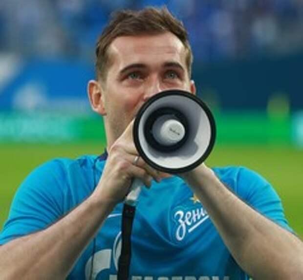 Александр Кержаков запел (видео)