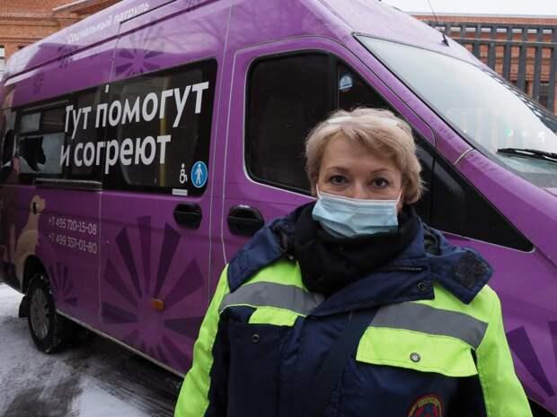 «Социальный патруль» помог пенсионерке из Северного Тушина в трудной ситуации