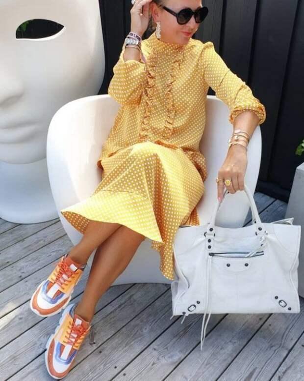 Какая одежда делает женщину старше: советы