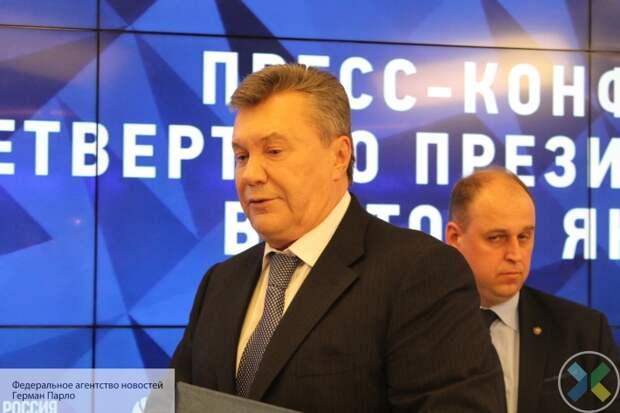 Почему Суд Украины отменил санкцию на арест Януковича