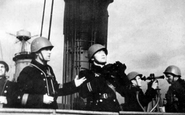 История службы. «Адмирал Нахимов» - «Червона Украина»