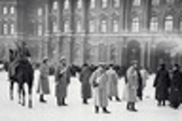 Дворцовая площадь, Санкт-Петербург, 9 января 1905 года