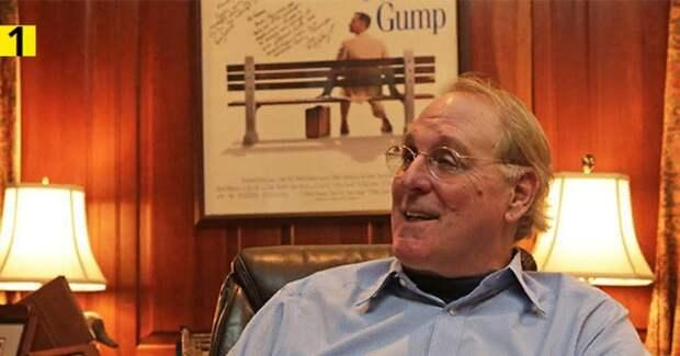 В США скончался автор книги о Форресте Гампе