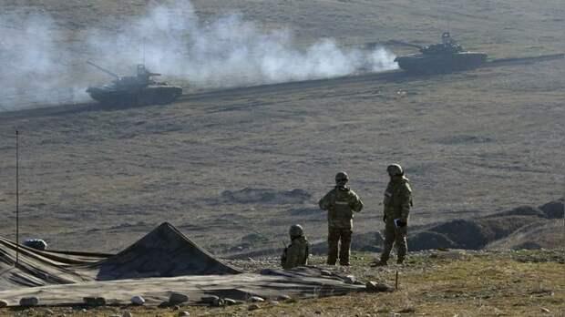 Daily Mail: Грузинские учения привезли американские танки на «порог» России