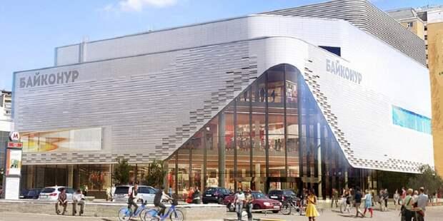 В Отрадном завершаются работы по реконструкции кинотеатра «Байконур»