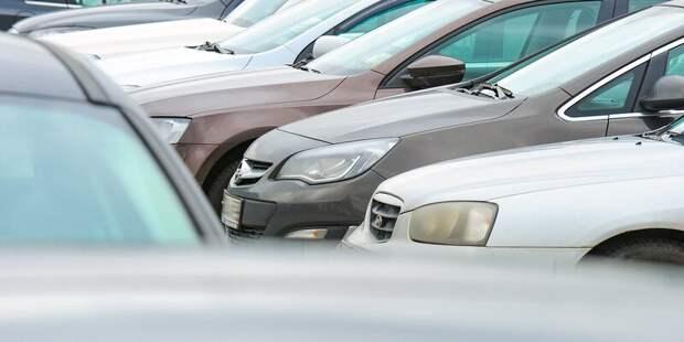 О случаях неправильной парковки можно сообщить в дорожную инспекцию — ЦОДД