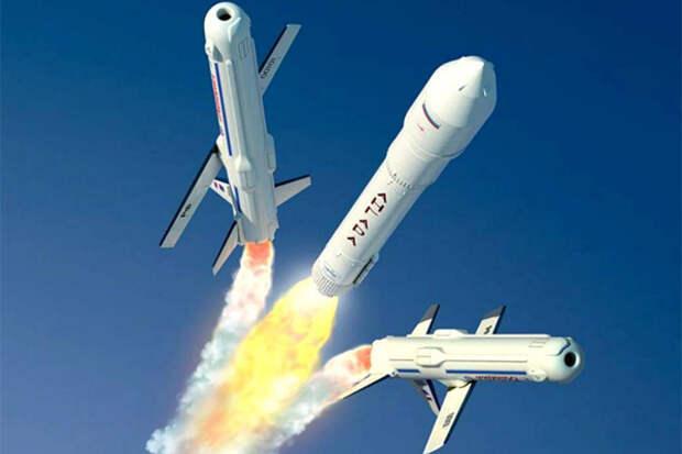ракета носитель Крыло СВ