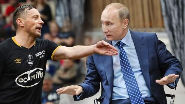 Олич: «Путин не болел за ЦСКА, даже когда мы выигрывали Кубок УЕФА. Он болел за «Зенит», и это нормально»