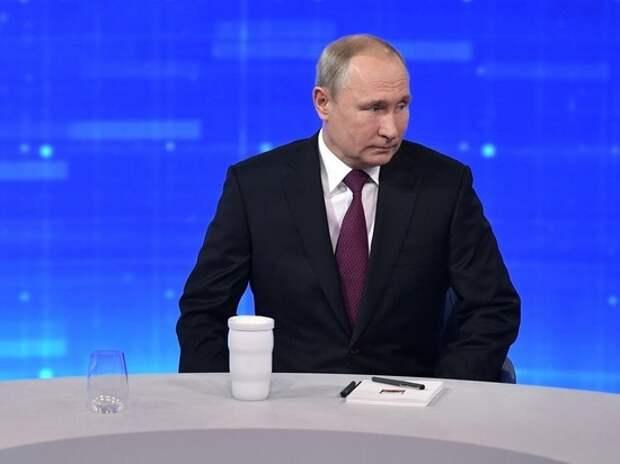 Раскрыто содержание записки, за потерю которой было стыдно Путину