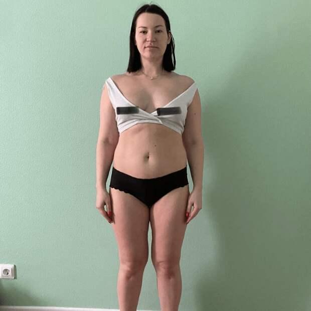 Ида Галич показала результат похудения после рождения ребенка