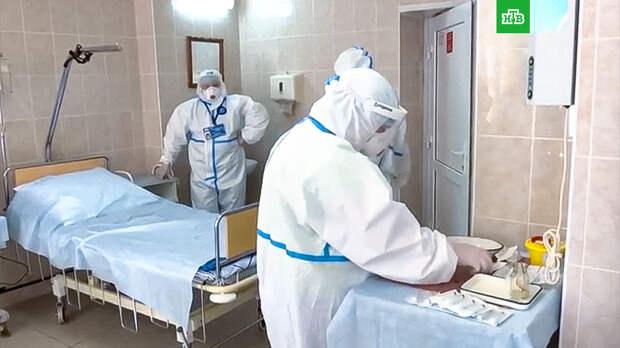 В Москве умерли 35 пациентов с COVID-19