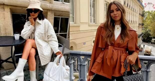 Какие фасоны и варианты стильных курток будут актуальны и востребованны этой весной: мода 2021